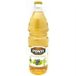White Wine Vinegar 1 LITRE | Italian | Shop Online | UK | Europe